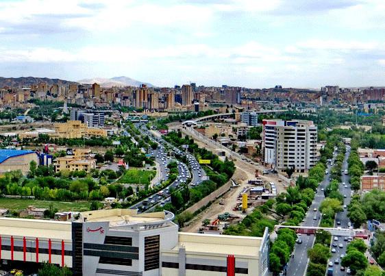 شهرک ویلایی در شهریار
