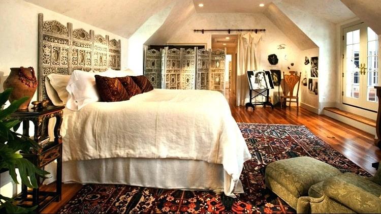 اتاق خواب مراکشی