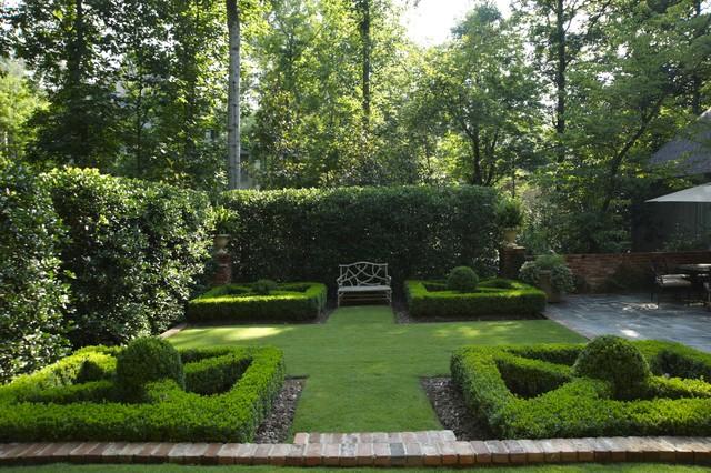 طراحی باغ به سبک فرانسوی