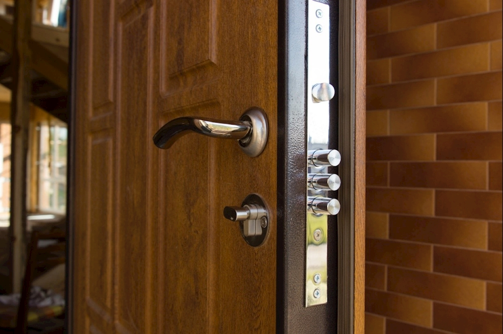 استفاده از درب های ضد سرقت