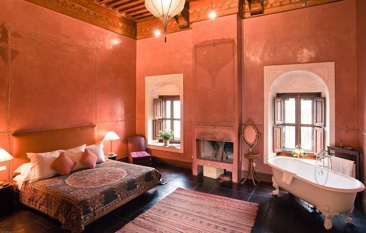 طراحی داخلی دکوراسیون مراکشی