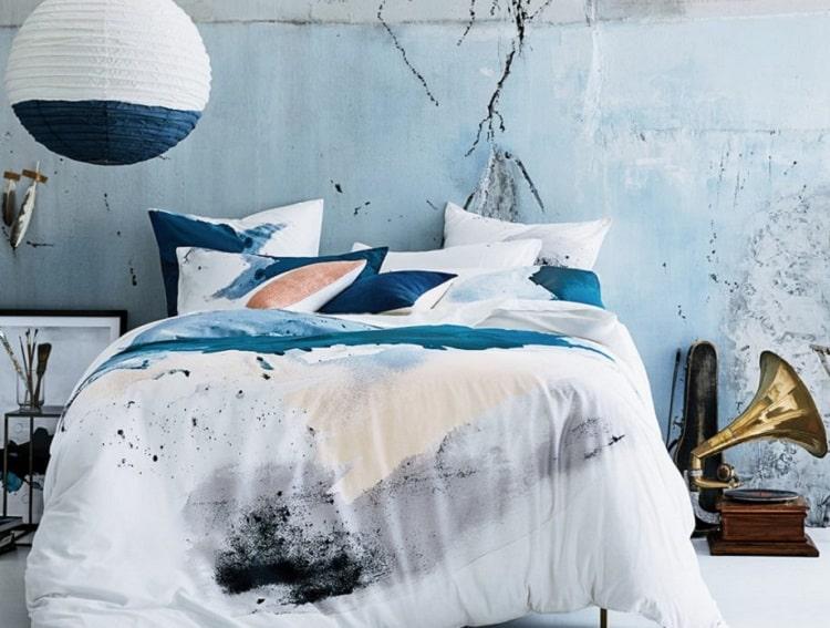 اتاق خواب سبک وابی-سابی