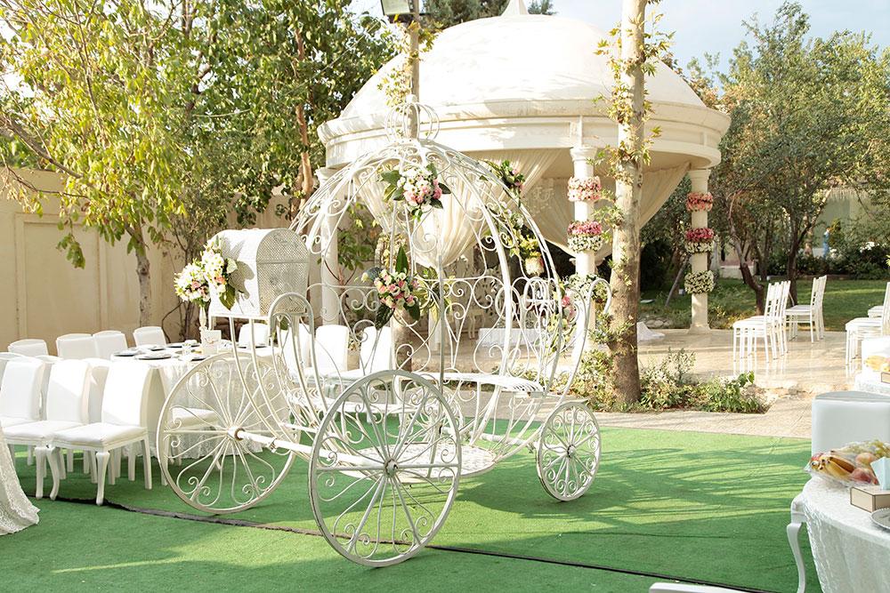 نکات قابل توجه در انتخاب باغ عروسی