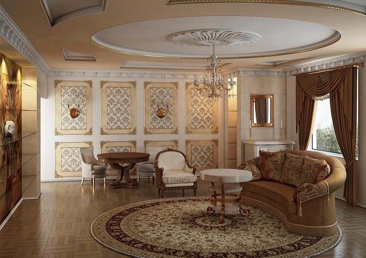 چیدمان کلاسیک خانه