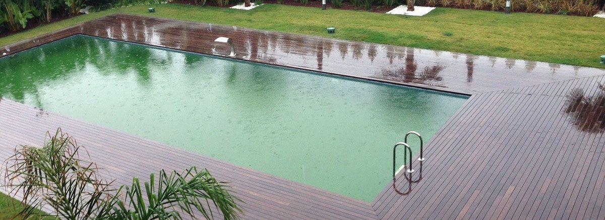 در چه فضاهایی در باغ ویلا از ترمووود استفاده کنیم